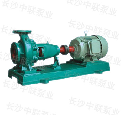 IR型卧式热水循环泵