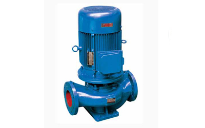 LW型直立式无堵塞排污泵-图片