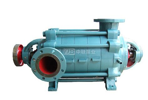 100MD45x4矿用卧式多级离心泵