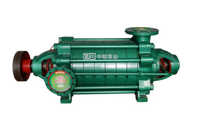 MD型耐磨矿用多级离心泵-图片