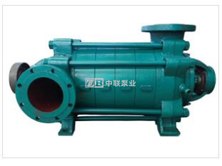 MD450-60X6型煤安矿用多级泵-图片
