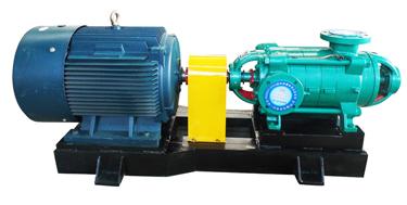 MD85-45X4型耐磨矿用多级泵(参数+特点)-厂家