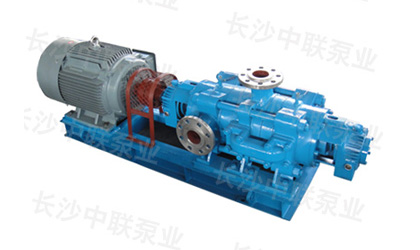 DY(P)自平衡多级卧式离心泵-图片