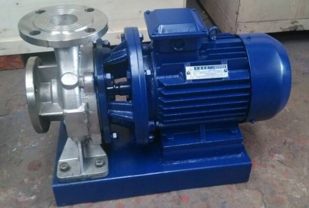 ISWR型卧式热水管道离心泵,卧式热水泵