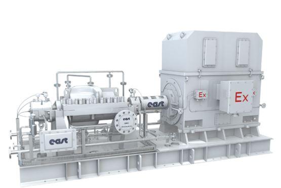 DFMSD双吸多级输油管线泵