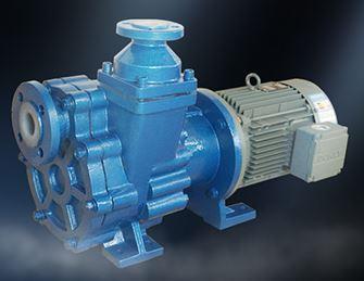 FZB离心式氟塑料自吸泵