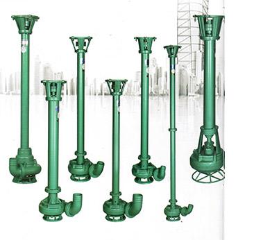 NL系列污水泥浆泵-管道泵型号