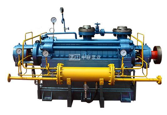 DG(P)型自平衡锅炉给水泵带冷却装置-图片