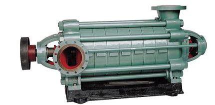 MD280-43X7型煤矿用多级泵