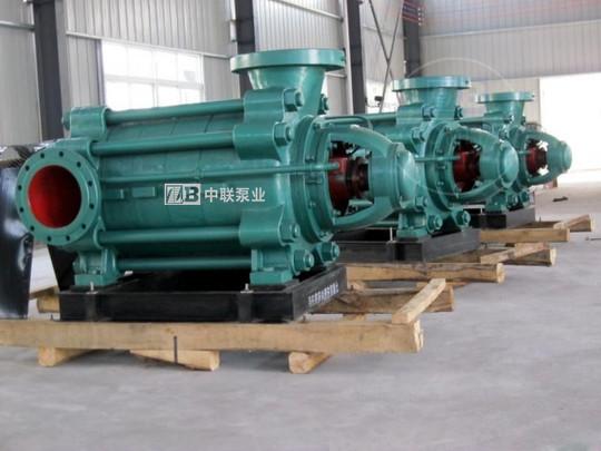MD150-30X5型矿用多级泵-图片