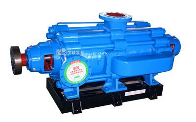 MD(P)型矿用耐磨自平衡多级泵-图片