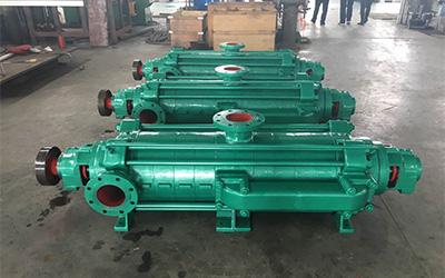 MD(P)155-30X10型自平衡矿用多级泵-图片