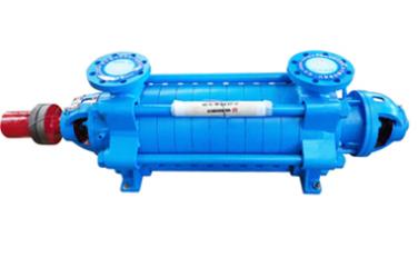 多级DG46-50X10型锅炉给水离心泵