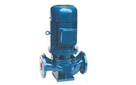 ISG100-100A立式管道离心泵-管道泵型号