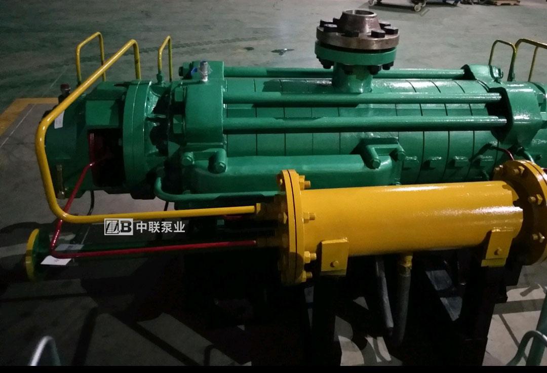 500米扬程多级泵图片