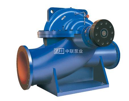 250S39单级双吸离心泵-中开式离心泵