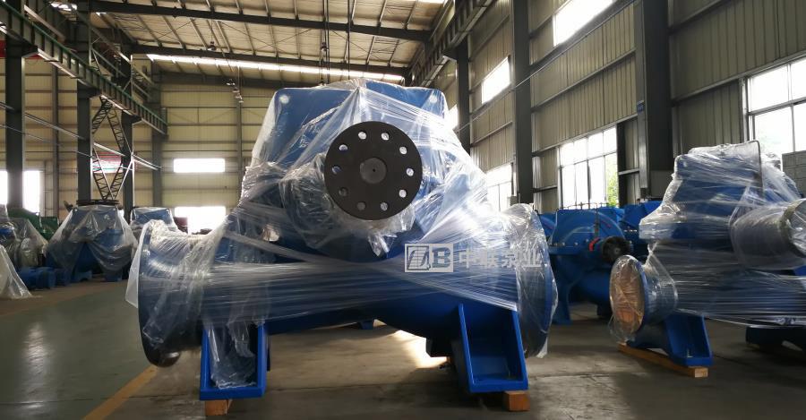 GS中开泵双吸离心泵系列图片2