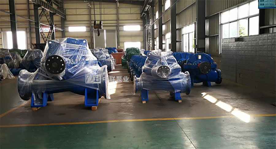 GS中开泵双吸离心泵系列图片3