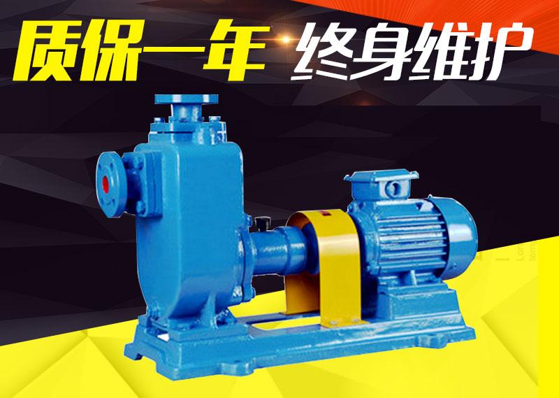 自吸式离心油泵CYZ-A型-厂家