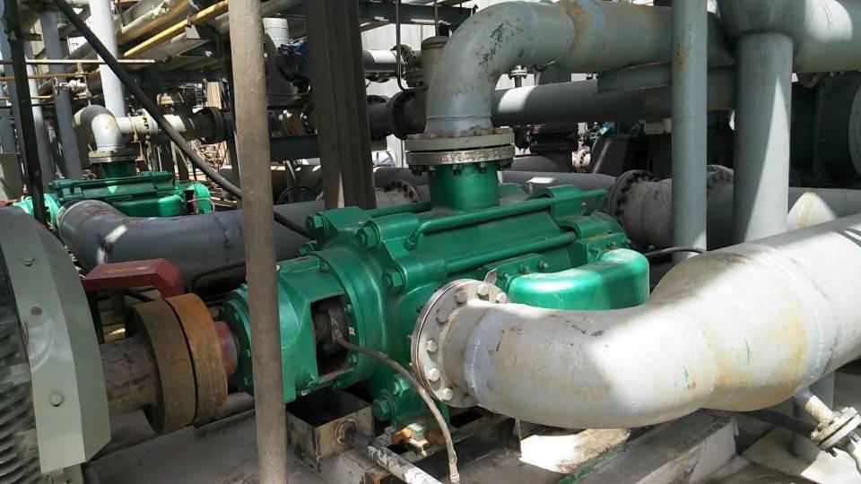 矿用多级离心泵GDL