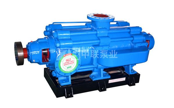 MDP型自平衡矿用耐磨多级泵